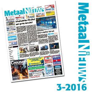 MetaalNieuws 3-2016