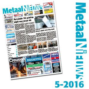 MetaalNieuws 5-2016