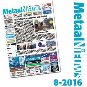 MetaalNieuws 8-2016