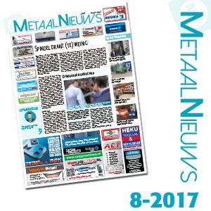 MetaalNieuws 08-2017