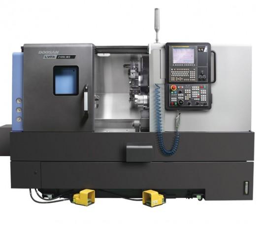 Doosan-LYNX-2100LMS