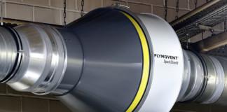 Plymovent SparkShield