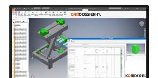 komdex-Inventor_schaarlift_BOM_beeldscherm