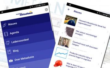 Metaalunie-App-MetaalNieuws