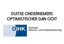 Duits-optimisme Duitse Handelskamer