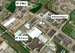 Uitbreiding Tollenaar Industries