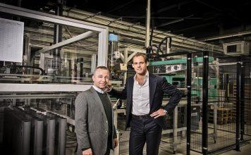 Bart Gravendeel en Paul Harkema