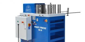 RHTC Horizontal Hydraulic Press