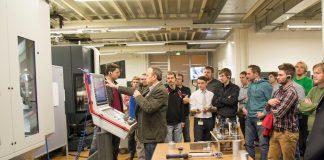 Heidenhain TNC Club workshop Efficiënt gebruik tastsysteem