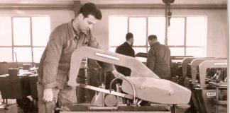 Kasto zoekt zijn oudste zaagmachine