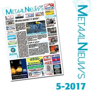 MetaalNieuws 2017-05