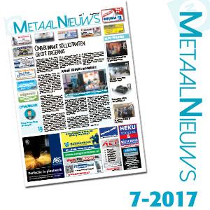 MetaalNieuws 07-2017