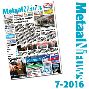 MetaalNieuws 2016-07