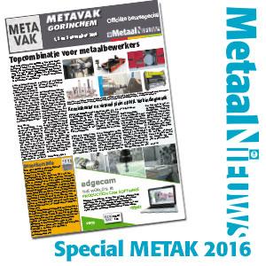 Beursspecial METAVAK 2016