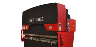 Mubea ponsknip machines