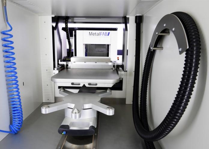 Additive Industries heeft nu drie MetalFAB1 systemen verkocht.
