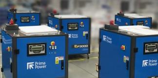 Prima Power presenteert zelf ontwikkelde fiberlaserbron
