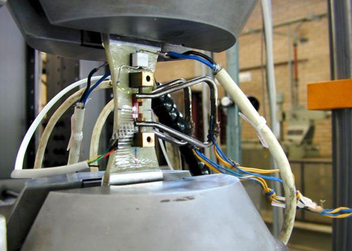 WMC is een specialist in het mechanisch testen van allerlei materialen, constructies, componenten en systemen.