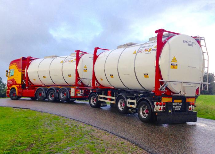 Composiet tankcontainers. De composietenmarkt is nog relatief jong, maar groeit sterk en speelt een belangrijke rol in de transitie naar duurzaamheid.