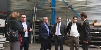 Doel van dit bezoek was om te leren van bedrijven die voorop lopen in de industrie.