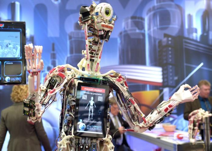 Een doornetwerken netwerken verbonden, gerobotiseerde en geautomatiseerde industrie is geen toekomstvisie meer; deze is al realiteit, zo zal de Hannover Messe laten zien.