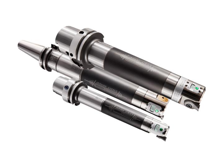 De EWD Smart Damper staat bij de bewerking van diepe boringen hoge snijsnelheden toe met als resultaat kortere bewerkingstijden, een tot tienvoudig verhoogde productiviteit en dito standtijd van de wisselplaat.