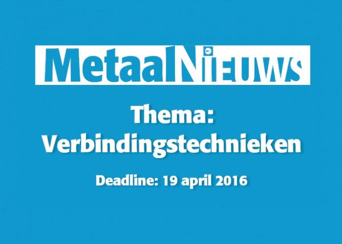 MetaalNieuws-Thema-Verbindingstechnieken-2016