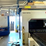 Tuwi heeft de installatie afgerond van een Durma fiberlaserlaser (model HD-F 3015 – 3 kW) en een Costa ontbraammachine (model MD4 – CV) bij Klaas Metaal.