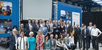 De bijeenkomst bij Tosec was het startmoment om de Techniekpact acties op het gebied van kiezen, leren en werken in de techniek in Oost-Nederland te gaan uitvoeren.
