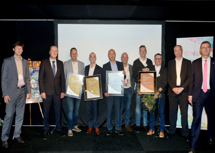 Uitreiking ION Borghardt Award 2016 MetaalNIeuws