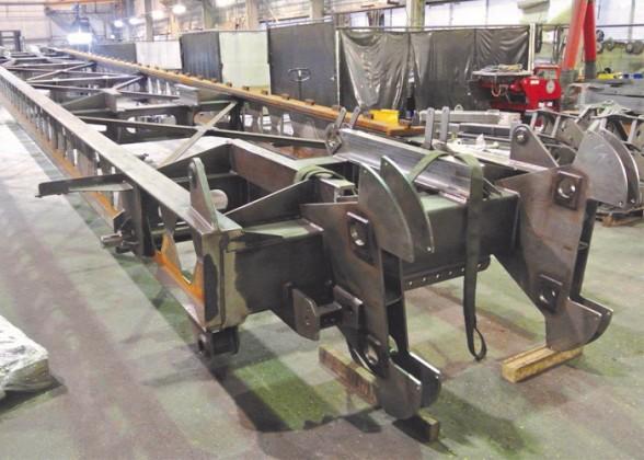 Vandenende Machinebouw, specialist op het gebied van machine- en chassisbouw