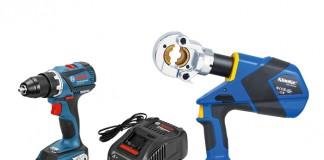 Bosch accu's voor gereedschappen Klauke
