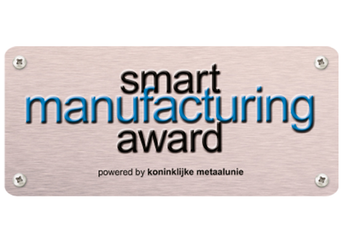 Award Metaalunie Manufacturing