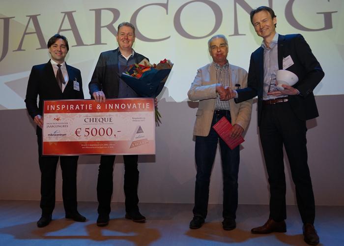 dcc4a4f57d5 Pezy Group wint Inspiratie & Innovatie Award - MetaalNieuws