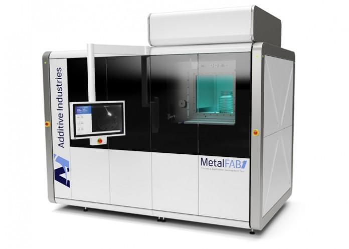 MetalFab-3D