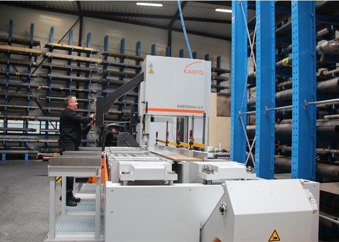 Kaarsrecht aluminiumbrons zagen op topsnelheid - MetaalNieuws