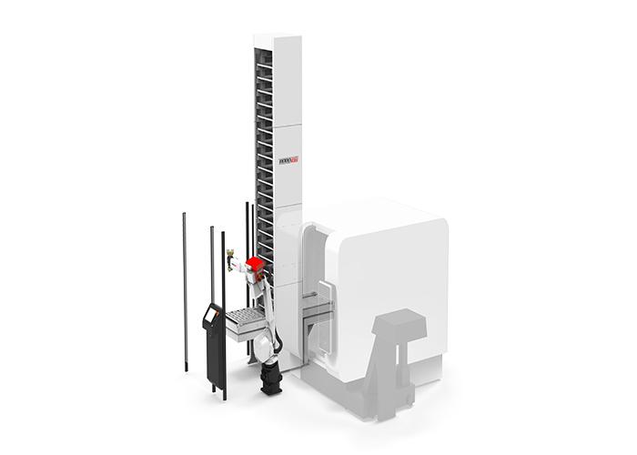 RoboJob-Tower