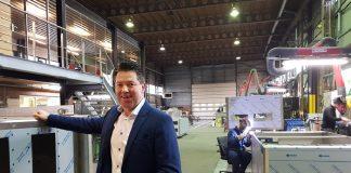 Ronald Fokkink, bedrijfsleider Assink & Schipholt