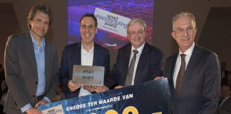 Metaalunie Smart Manufacturing Award 2018