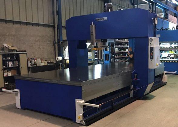 RHTC Portal press (400 ton)