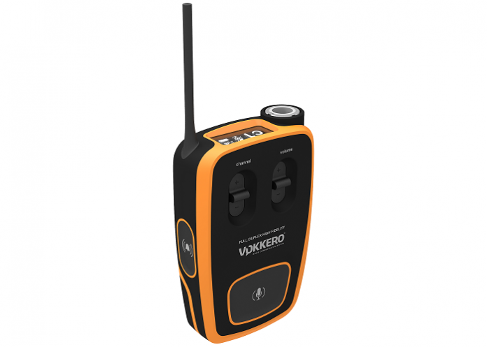 Vokkero handsfree communicatiesysteem