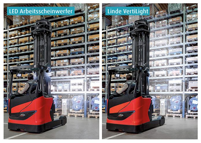 Motrac Linde Vertilight