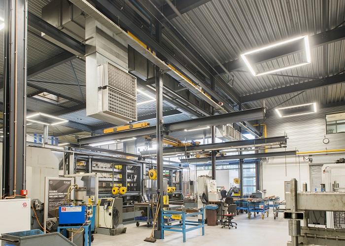 Frisse fabriek Wila