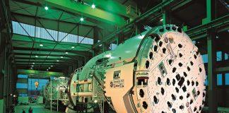 Dillinger tunnelboormachine