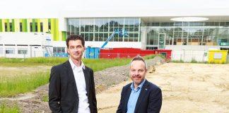 Ferdinand Gremmen (links) en Bert-Jan Woertman