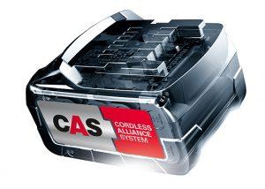 CAS Metabo-Akku-Nietpistole