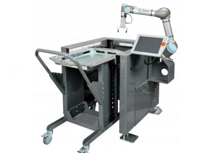 Olmia ProFeeder Robotcel