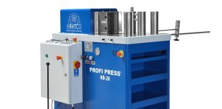 RHTC Horizontal Hydraulic Press