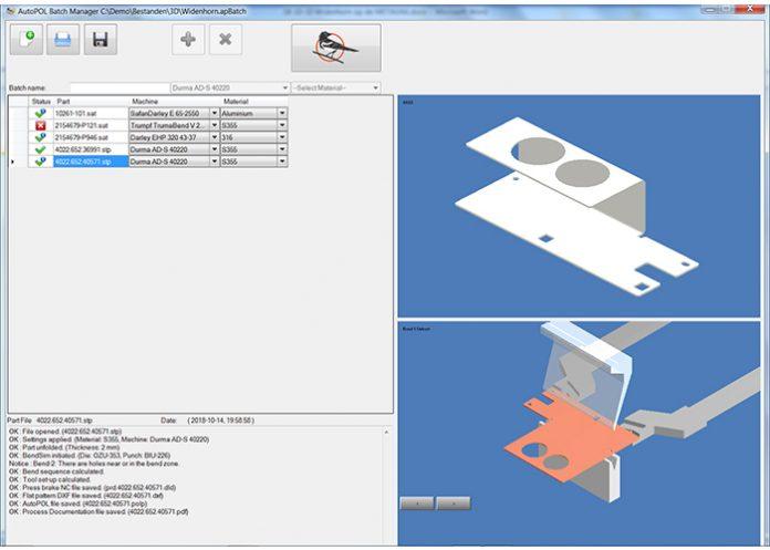 Widenhorn AutoPOL GT-Batch-module-METAVAK
