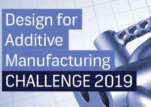 Additive World Design for Additive Manufacturing Challenge